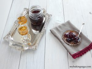 cherries in syrup my baking saga
