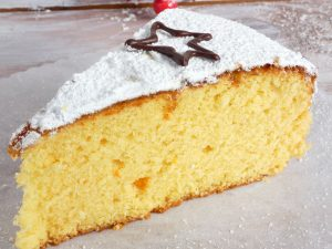 vasilopita - new year's cake