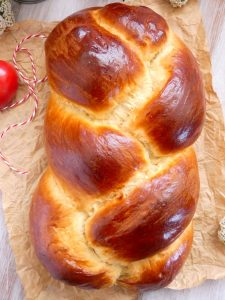 Tsoureki - Greek Easter sweet bread