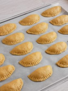 Feta Cheese Hand Pies - Tyropitakia