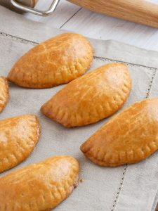 Feta Cheese Hand Pies - Tyropitakia